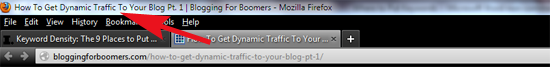 How To Get Dynamic Traffic to Your Blog Where to Put Keywords in Your Blog Posts-Part 2